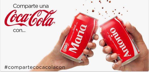 coca cola branded content