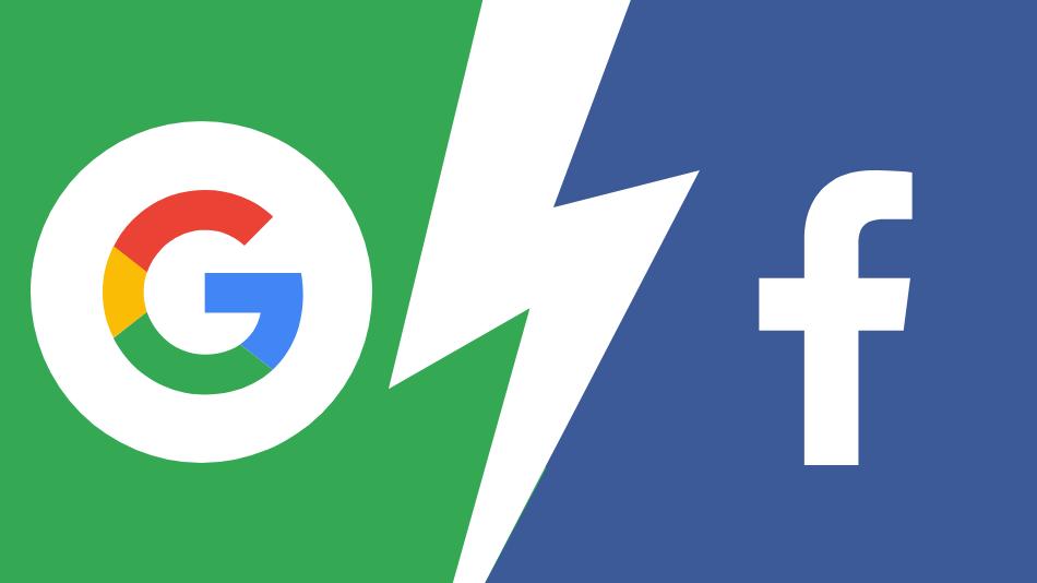 publicidad google facebook