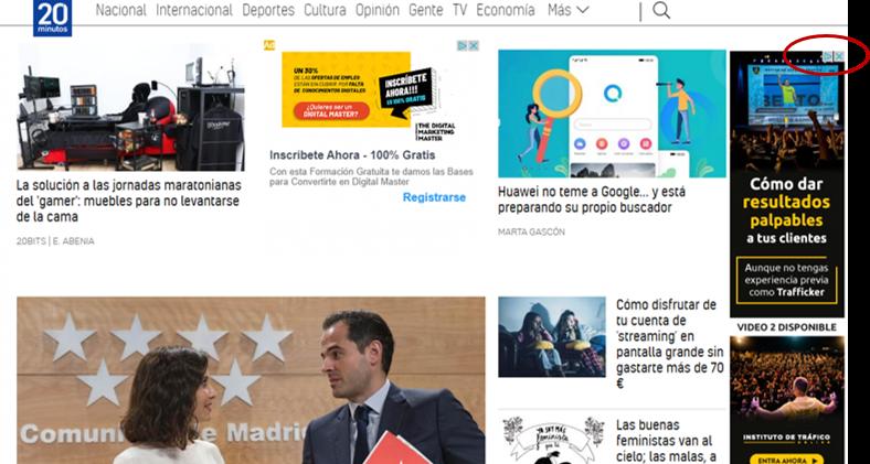 Formatos de publicidad nativa google