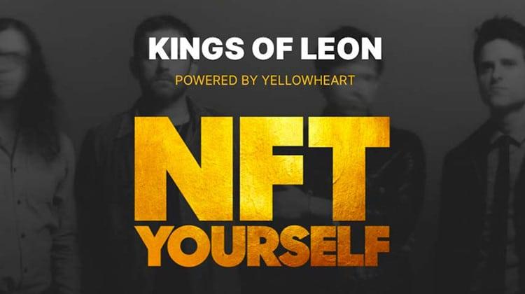 nft kings of leon album