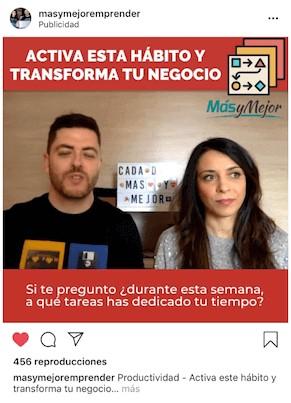 publicidad nativa instagram