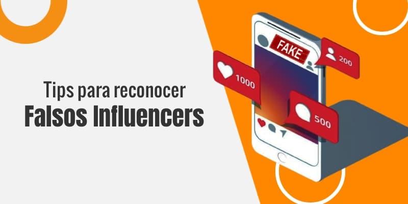 falso influencer